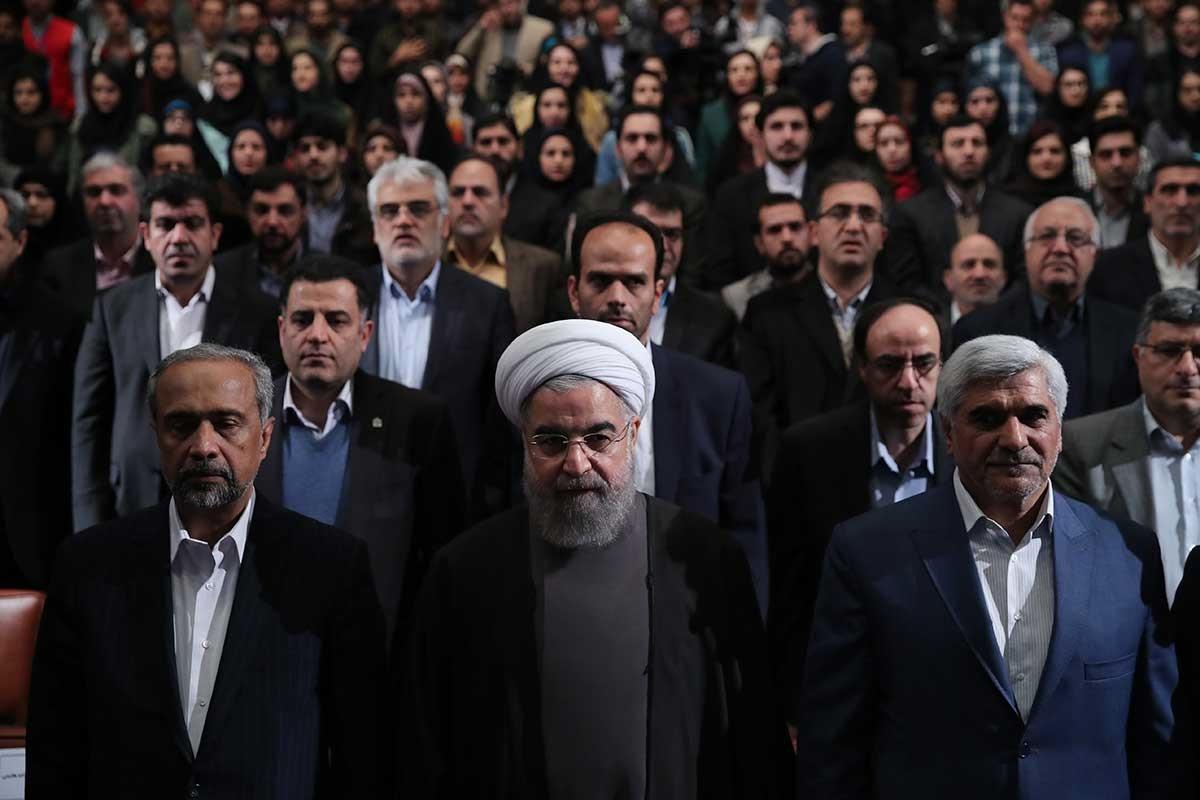 روایت روحانی از یک جلسه مهم هستهای با رهبر انقلاب/به رهبری گفتم این دستور شما خیلی مشکل است.../3
