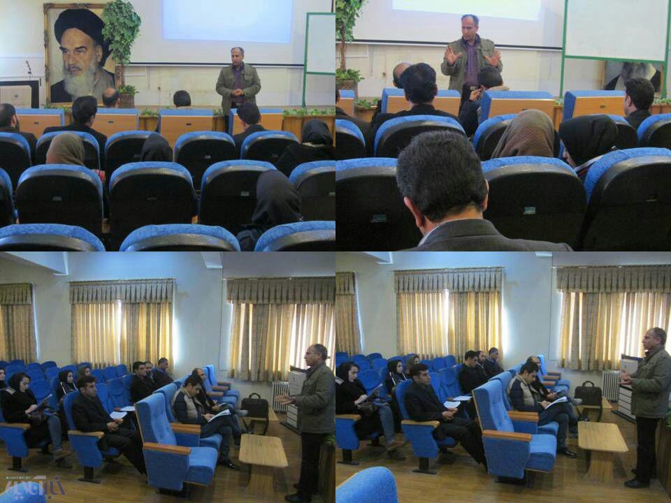 برگزاری کارگاه آموزشی اچ ای وی ویژه مسئولین ایمنی واحدهای تولیدی و صنعتی استان کرمانشاه