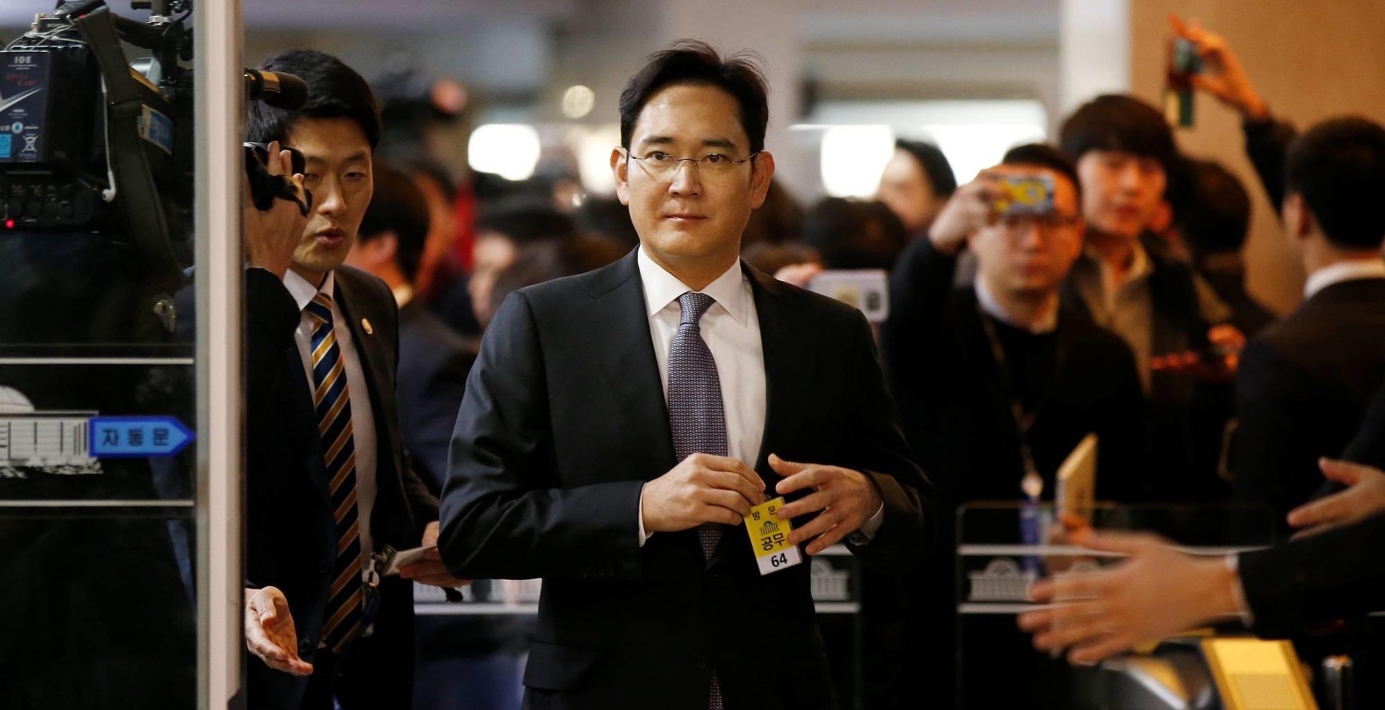 تکذیب نقش سامسونگ در رسوایی سیاسی رئیسجمهور کره جنوبی