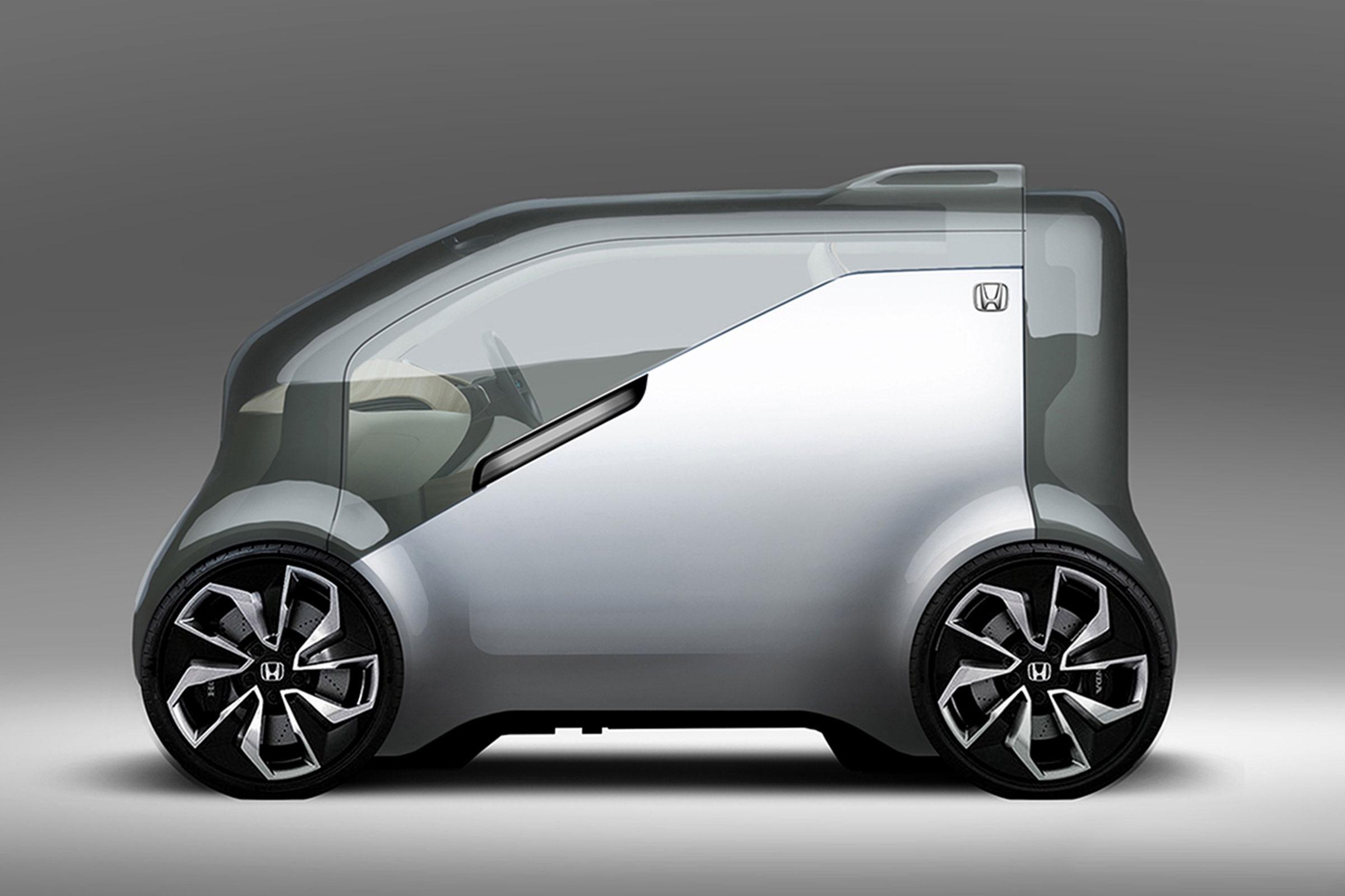 قدرت هوش مصنوعی و فناوری انتقال دیتای بزرگ در خودروی احساسی هوندا / عکس