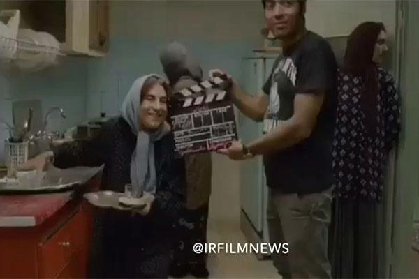 فیلم   اولین تصاویر از پشتصحنه فیلم «آباجان» با حضور معتمدآریا