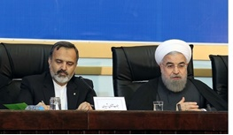 روحانی: بااجرای برجام،در بخش نفت و گاز حرکت خوبی آغاز شد