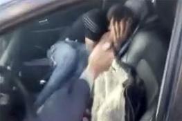 فیلم |  تعقیب و گریز پلیس آگاهی تهران با سارق مزدا ۳,