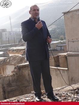 عملیات بازگشایی دره اسد آبادی خرم آباد انجام  شد