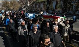 تصاویر | پیکر پرنده ایران تشییع شد