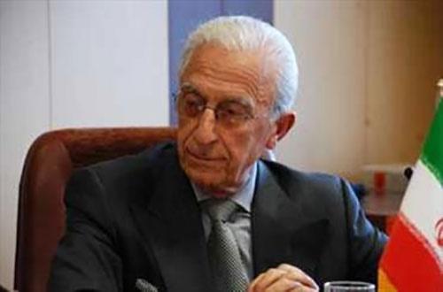 مدال ملی صربستان برای پروفسور مجید سمیعی