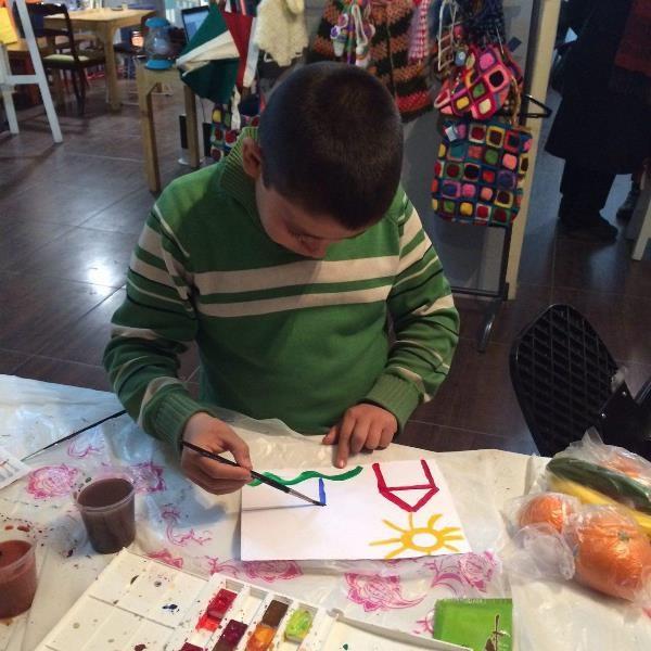 """معلمانی کوچک در جشنواره هنری """"کوچ جهانی"""""""