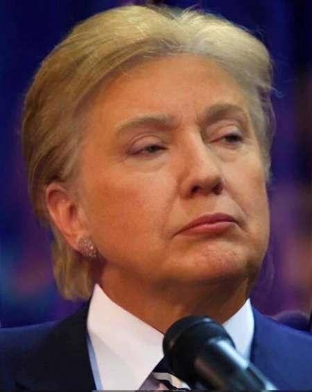 «هیلاری ترامپ» سوژه انتخابات آمریکا شد