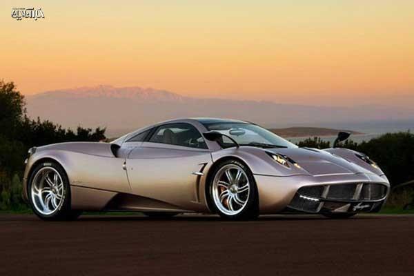 ۱۰ خودروی پرسرعت جهان