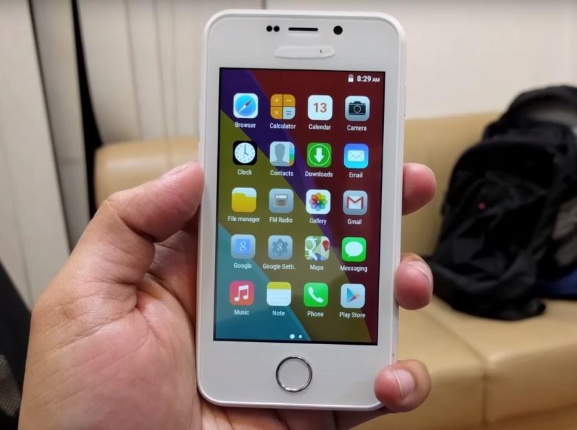 عکس ارزانترین گوشی هوشمند جهان فقط 14 هزار تومان / پنجاه میلیون هندی ثبتنام کردند