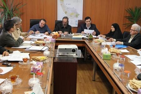 جلسه بررسی پیشرفت پروژه طرح احیای تالاب انزلی به طور مستمر برگزار می شود