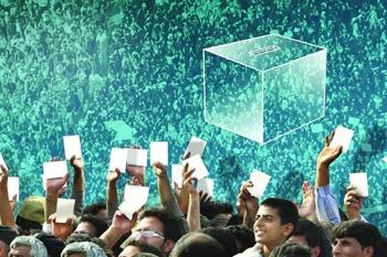 صرفه جویی در وقت رای دهندگان با نسخه موبایلی نام و کد داوطلبان
