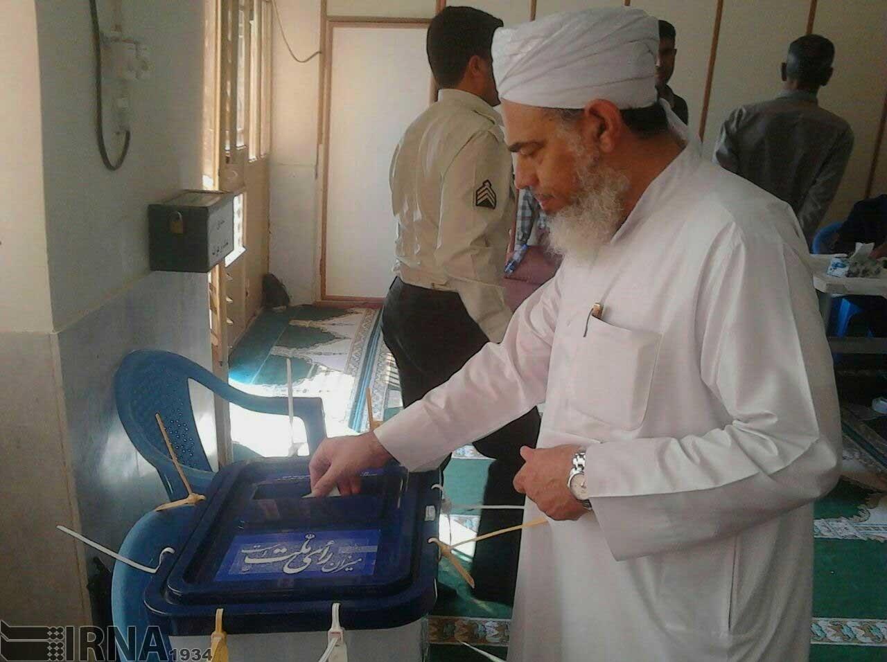 تصاویری از انتخابات مجلس خبرگان و مجلس شورای اسلامی در ایران
