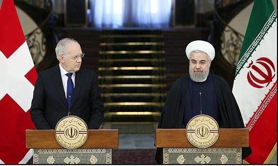 روحانی: شور و نشاط ملت در انتخابات فوق العاده بود/ افزایش مناسبات اقتصادی با سوییس  در دستور است