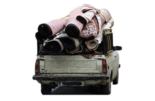 کار قالیشوییها این روزها پررونق است