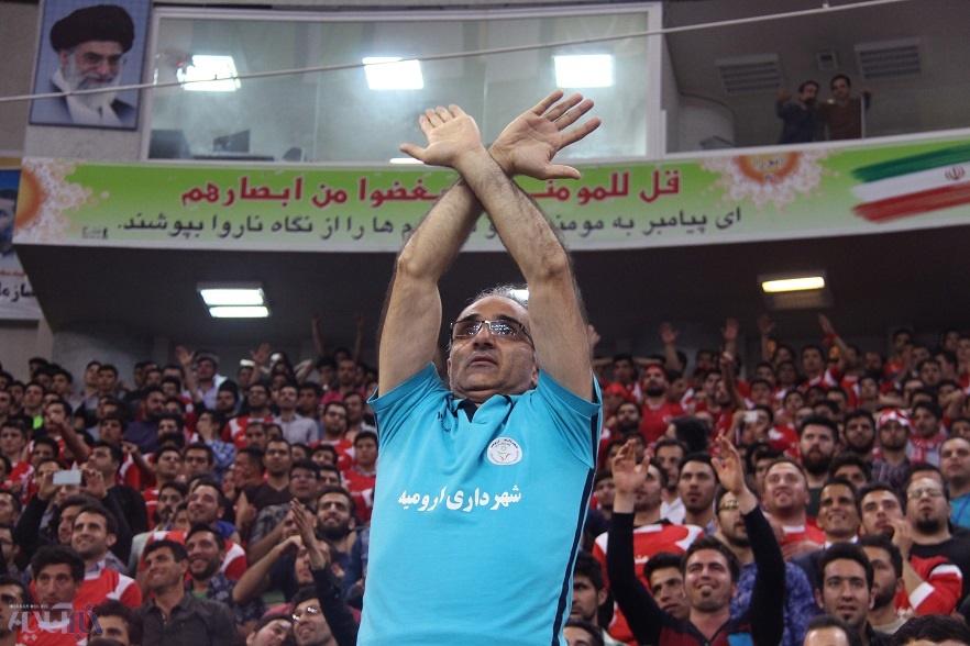 شهرداری ارومیه 3 پیکان 1 / دومین فینالیست لیگ برتر در تهران مشخص خواهد شد