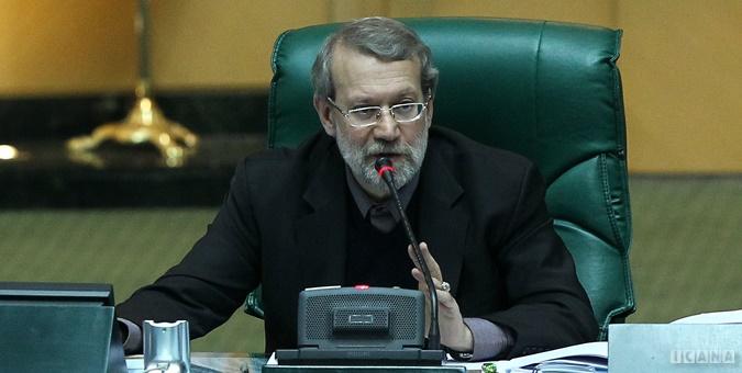 لاریجانی: نقش آفرینی ملت در انتخابات نشانگر ثبات و امنیت در ایران است