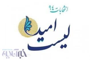 تازهترین آمار منتخبان تهران در مجلس دهم/ لیست «امید» همچنان پیشتاز است/رای عارف از 1.5 میلیون گذشت