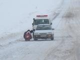هلال احمر زنجان به 276 مسافر در راه مانده امدادرسانی کرد