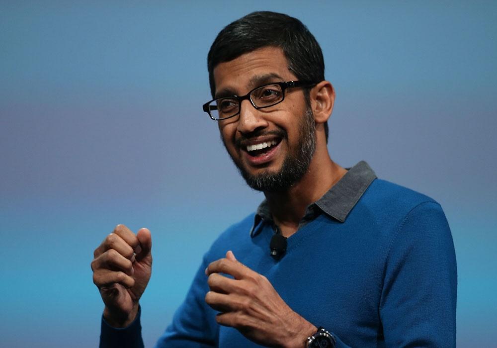 مدیر هندی گوگل 650 میلیارد تومان جایزه گرفت