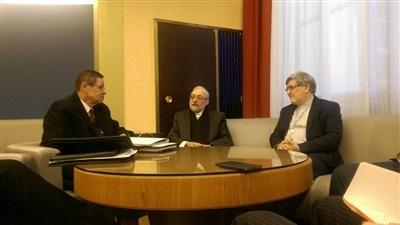 محمد جواد لاریجانی: مسئله حقوق بشر قربانی انگیزههای سیاسی و قدرتهای بزرگ است