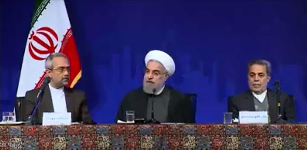 سوال روحانی از دستگاه قضا: پولهای بابک زنجانی چه شد؟