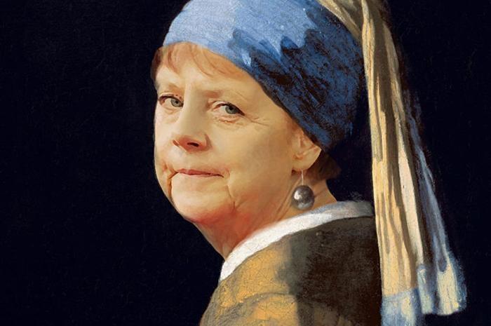 شوخی با سران کشورهای مختلف در نقاشیهای کلاسیک