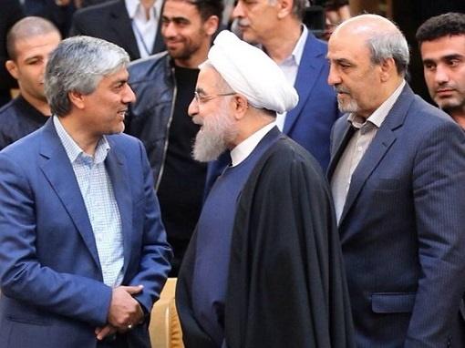 اولین دیدار کیومرث هاشمی با دولتی ها پس از نامه جنجالی