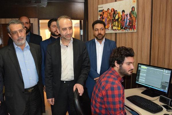 سرافراز پخش اچ دی شبکه مستند را افتتاح کرد