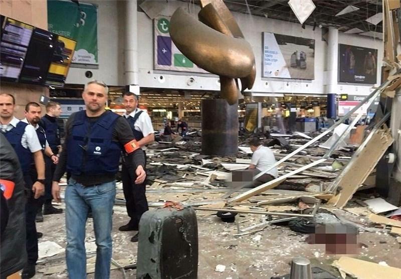 واکنشهای جهانی به حملات بروکسل/ اولاند: در حال جنگ هستیم /اوباما:هر کاری لازم باشد انجام میدهیم