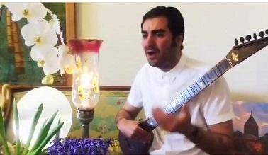 فیلمی که حافظ ناظری در صفحه اینستاگرامش منتشر کرد
