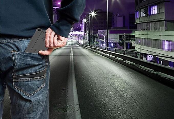 تصاویری از مخفیترین اسلحهای که شبیه گوشی موبایل است