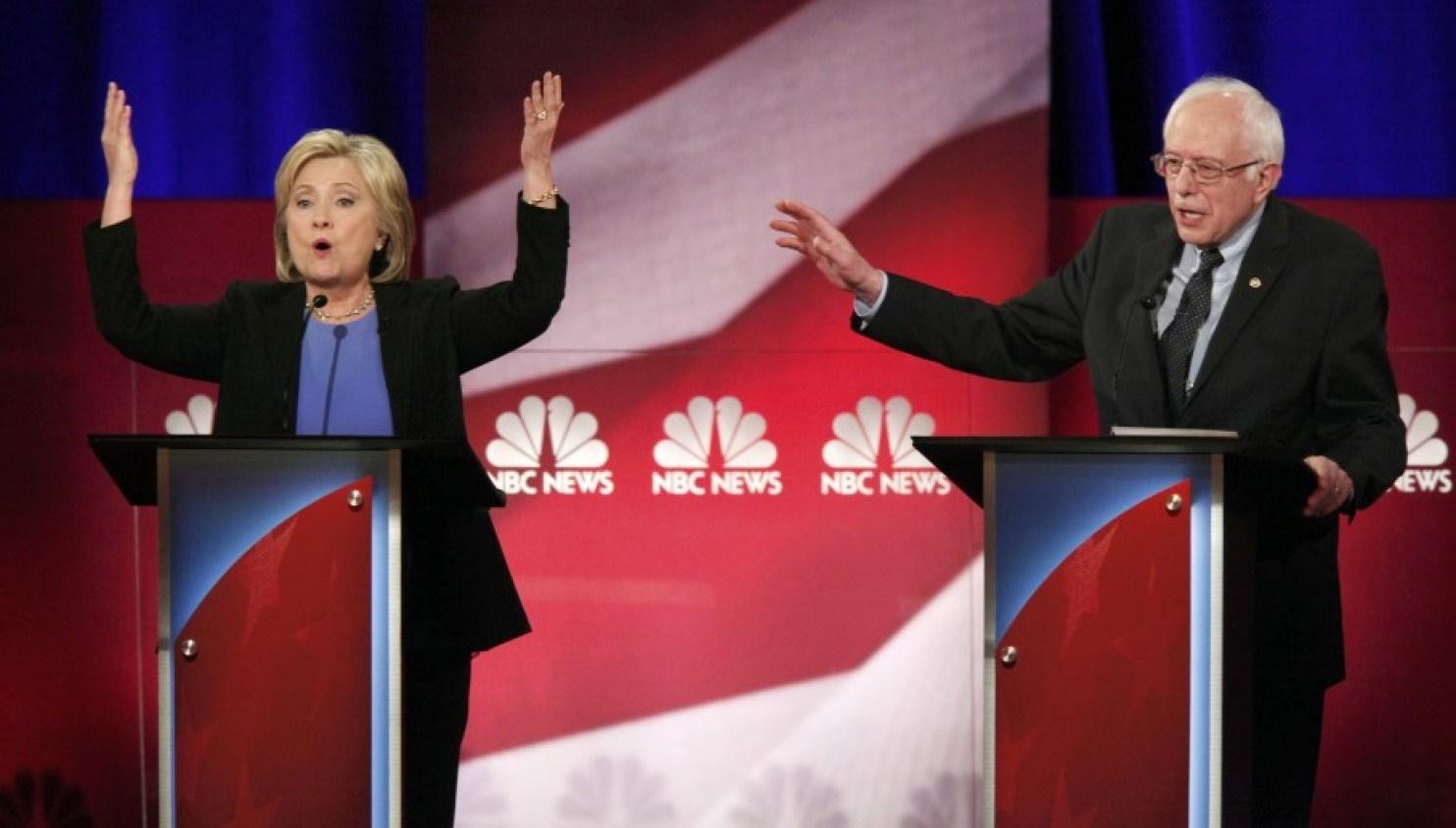 رقابت تعیین کننده هیلاری و سندرز در واشنگتن/ شنبه سرنوشت، سندرز را امیدوار می کند؟