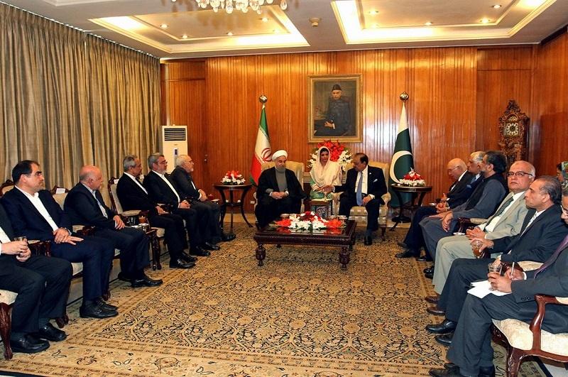 برنامه های عصر روز دوم سفر رئیس جمهور به پاکستان/ روحانی: علاقه مند به ادامه تنش با عربستان نیستیم