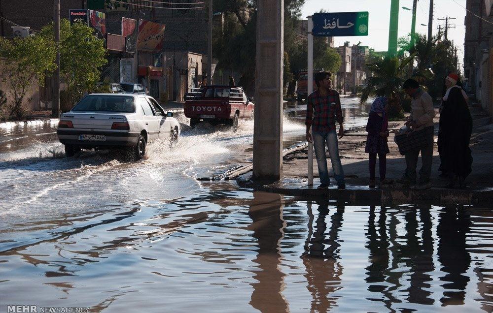 باران زابل؛ ونیزی با هزاران دردسر