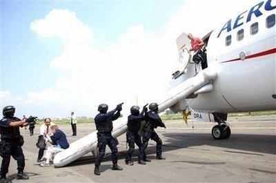 هواپیمای ربوده شده مصری برای کدام شرکت است؟