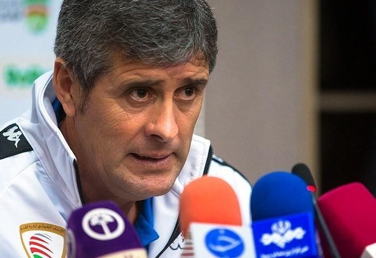 سرمربی عمان: ایران مستحق صدرنشینی است