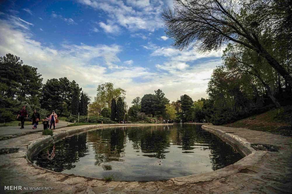 دیدن این باغ ملی در تهران را از دست ندهید