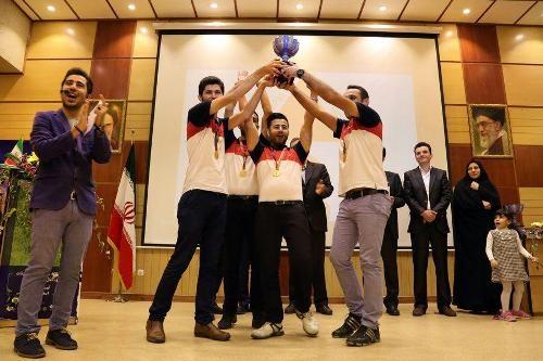 تصاویری از سومین دوره مسابقات کشوری وودبال
