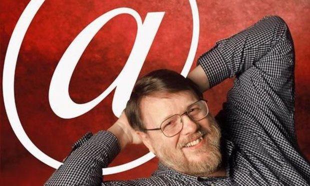درگذشت مخترع ات ساین ایمیل@  در 74 سالگی / عکس