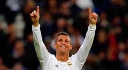 درخواست رونالدو برای کمک به پسری که عاشق فوتبال است