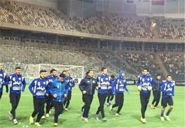باشگاه هاماربی: میدانیم استقلال تیم قدرتمندی در ایران است