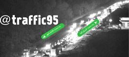 ترافیک سنگین در جاده فیروزکوه در ساعت پایانی هشتم فرودین/ باران در جادههای ۱۳ استان