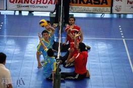 والیبال نشسته ایران قهرمان دنیا شد