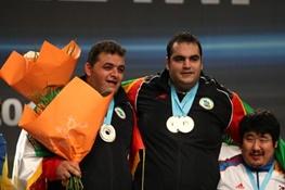رفیق بهداد سلیمی رسما سرمربی تیم ملی وزنه برداری شد