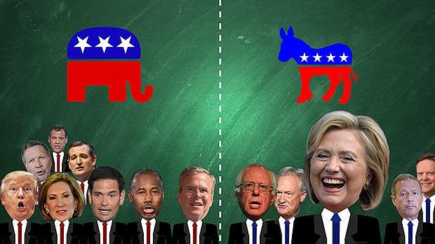 فرآیند برگزاری انتخابات ریاست جمهوری آمریکا به زبان ساده