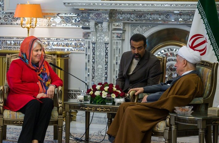 دیدار وزیر خارجه استونی با مقامات ایرانی