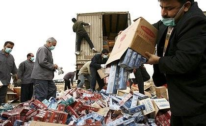 چه اندازه از تجارت ایران قاچاق است؟/برآورد قاچاق در اتاق بازرگانی تهران
