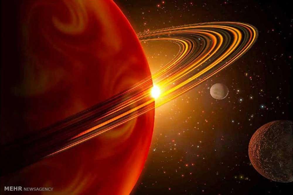 تصاویری زیبا از اعماق فضا