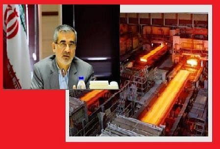 احداث کارخانه فولاد کشور بر دامنه های البرز ؛ مقاوم سازی اقتصاد کشور با احداث بزرگترین کارخانه فولاد